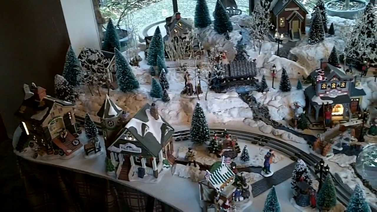 Rocky's Christmas Village - YouTube