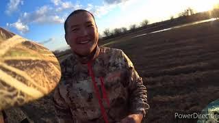 Охота на уток Якутия часть 2