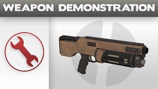 Weapon Demonstration: Widowmaker