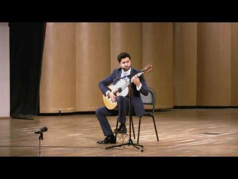 Rafael Aguirre - 3 Spanish Pieces By Emilio Pujol