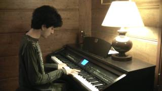 Parisienne Moonlight - Anathema (Piano Cover)
