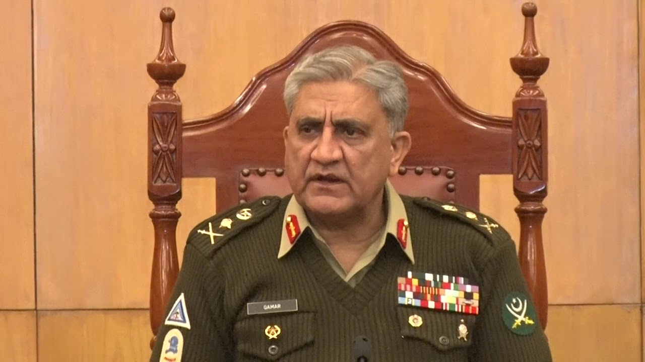 Press Release No 10/2019,217th Corps Commanders Conference at GHQ - 8 Jan 2019 (ISPR Official Video)
