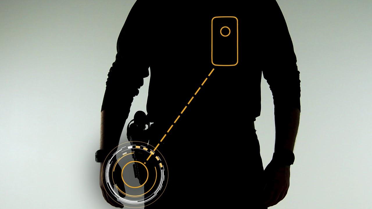 BodyWorn Smart Holster sensor activation crucial tool for officers