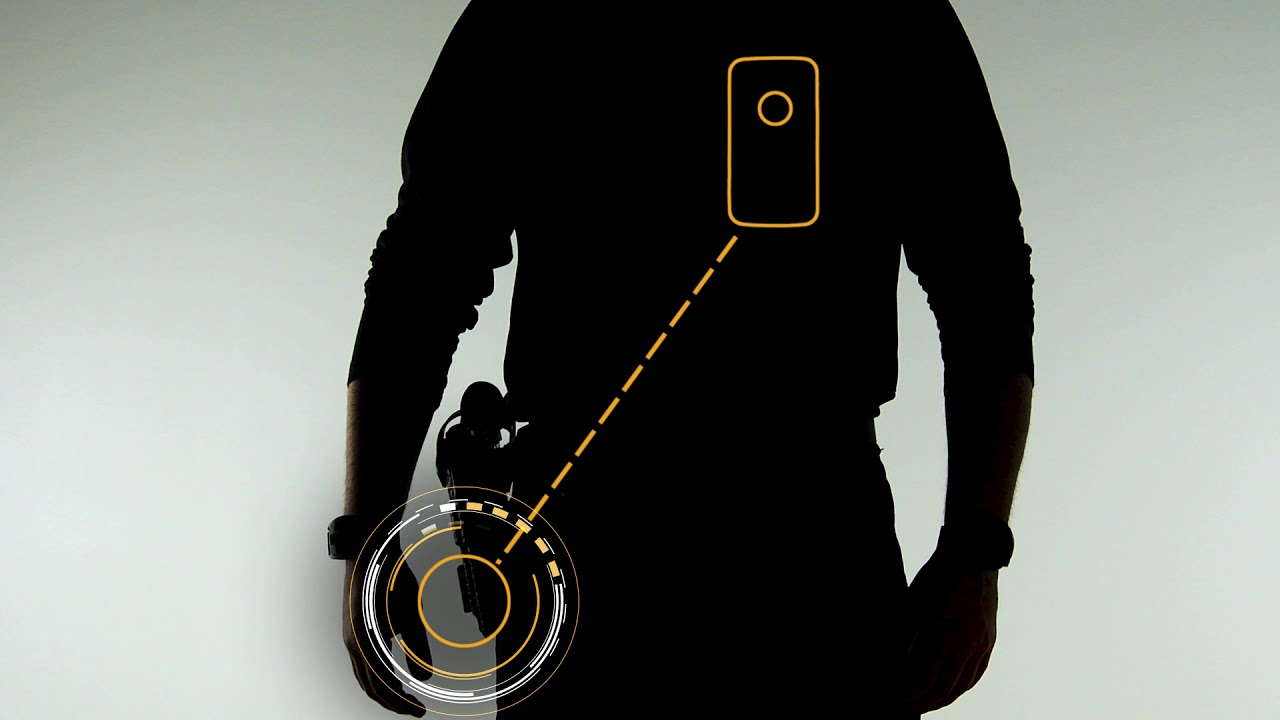 BodyWorn Smart Holster sensor activation crucial tool for officers