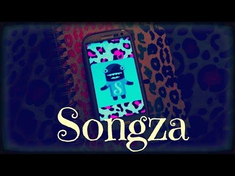 Cool Music App: Songza