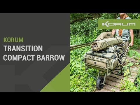Korum Transition Compact Barrow