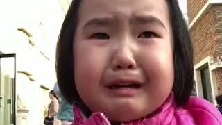 Foodie XiaoMan 超萌小吃貨~小蛮殿下今天覺得很倒霉😢🤣😭👅  #45個月 #Cryingbaby #kid #baby #eatingmachine #小蛮 #xiaoman