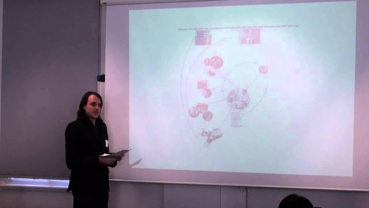 the bartlett phd conference 2014: stylianos giamarelos, school of