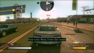 DRIVER San Francisco - DEMO Gameplay HD - German