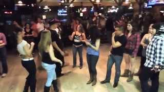 Fireball and Country Girl Shake It Line Dances