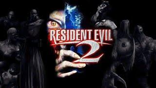 Resident Evil 2 (1998) - русский трейлер - VHSник