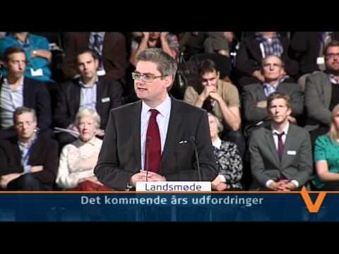 Søren Pinds tale ved Venstres Landsmøde 2010