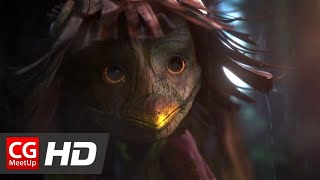 "CGI Animated Short Film HD: ""Majora's Mask - Terrible Fate Short Film"" by EmberLab"