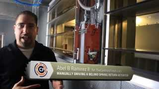 How Do Spring Return Actuators Work Using a Belimo AFA24-SR