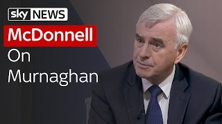 John McDonnell Talks Labours Future On Murnaghan