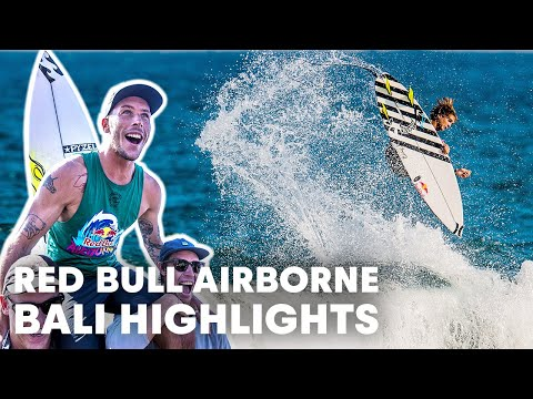 Jack Freestone Makes CT Surfers 3-for-3 In Winning Red Bull Airborne Events
