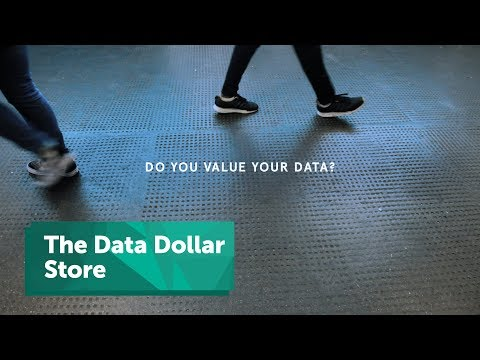 The Data Dollar Store - A Data Shopping Social Experiment by Kaspersky Lab
