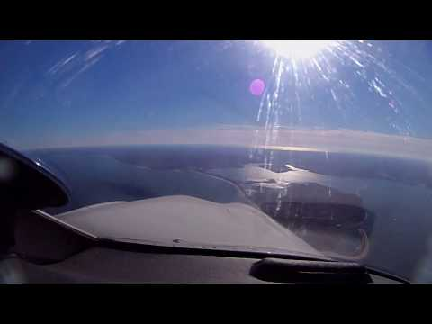 Flight from Sky Acres (44N) to Republic ( KFRG )  with ATC Audio