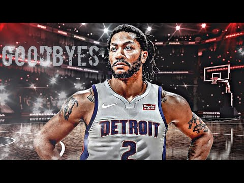 Derrick Rose MIx – Goodbyes HD (Detroit Pistons Hype)