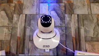 D3D ip Camera (8810) review