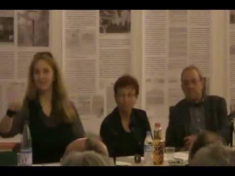 """""""Free Gaza"""" - Ende der Blockade? Diskussion mit Inge Höger und Werner Ruf [publicsolidarity]"""