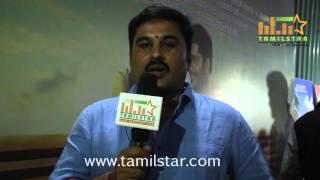 Senthil Balasubramaniyam At Rajavin Parvai Raniyin Pakkam Movie Press Meet