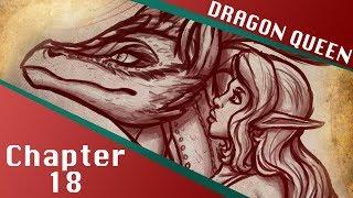 Dragon Queen: Chapter 18: Debriefing (A Fantasy Adventure Audiobook)