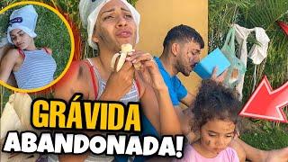 A GRÁVIDA ABANDONADA!!! *novelinha*