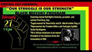 Black History Celebration 2021