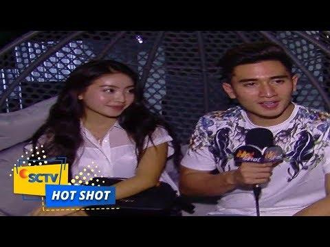 Buka Puasa Pertama, Verrell Ditemani Natasha Wilona - Hot Shot