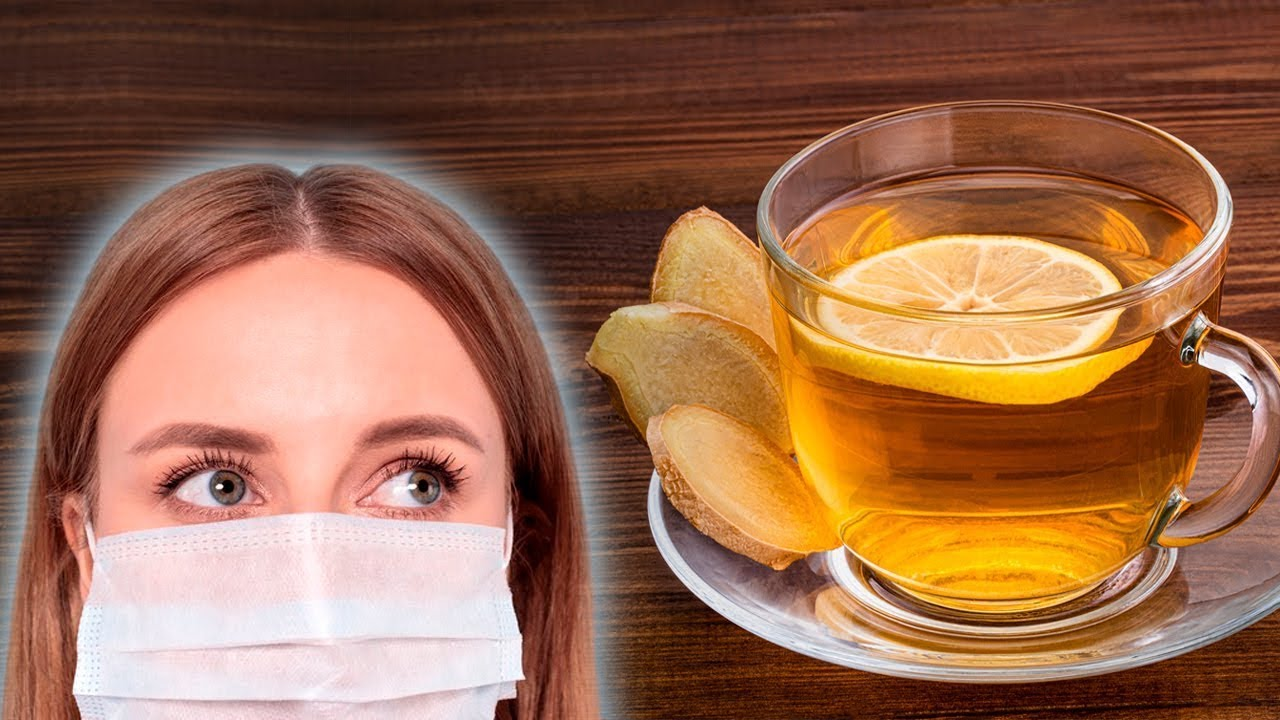 The Best Herbal Cold and Flu Remedy: Ginger Oregano Honey Tea