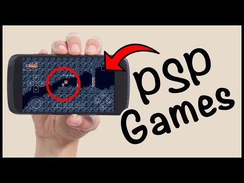 How To Download And Play PSP Games On Android Phones
