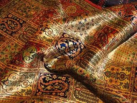 How Persian Rugs are made