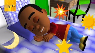 Are you sleeping nursery rhyme for kids – Learning videos for kids