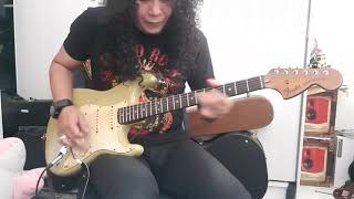 iklim-sandiwara cinta semusim-guitar solo cover