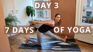 Forward Bending | Create Your Home Yoga Practice Routine // Day 3 of Seven Days of Yoga