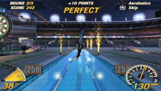 Repeat youtube video Flatout 2 Stone-Skipping 1252 points