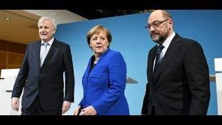 Ja zur GroKo: Koalitionsvertrag soll bis Mitte Februar stehen