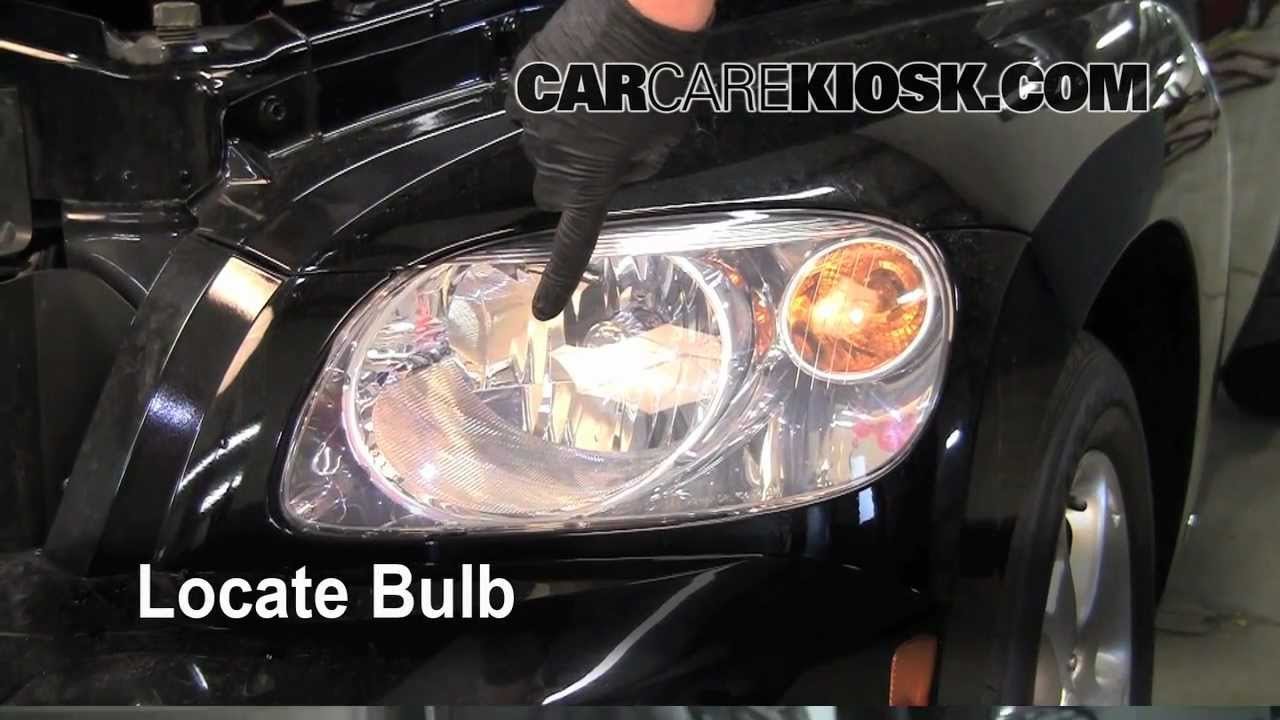 How To Preview Replace The Headlight Turn Signal And Rear Tail Light Bulbs On A 2007 Chevrolet Hhr You