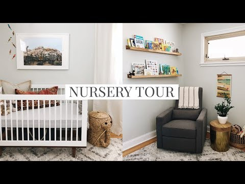 Baby Nursery Tour | Gender Neutral