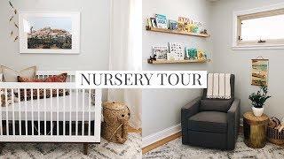 Baby Nursery Tour | Gender Neutral