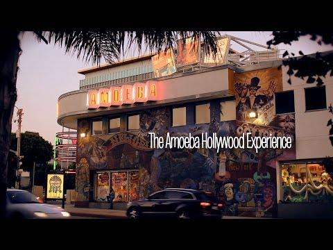 Amoeba Music Hollywood - Store Tour