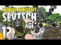 Minecraft SevTech: Ages   12   The MASSIVE RITUAL!   Modded Minecraft 1.12.2