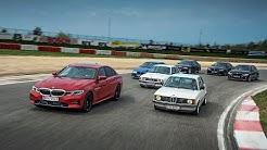 BMW 3er - 7 Generationen im Vergleich | ÖAMTC