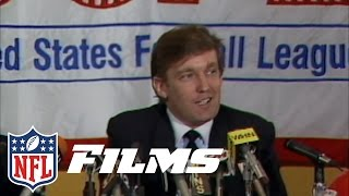 Donald Trump, the Decline of the NFL, and the Rise of the USFL | NFL Films | The Timeline: 1984