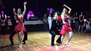 Mambo Romero Dance Team