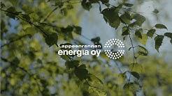 Lappeenrannan Energia tuo elämää ja energiaa arkeen