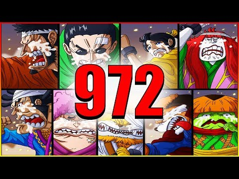 Kaido...Is TRULY Despicable - One Piece 972