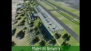 Juba international airport, South Sudan