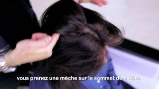 comment se coiffer cheveux fins